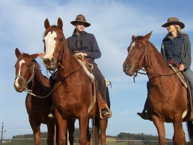 Hol dir deine Horsemanship-Erfahrung