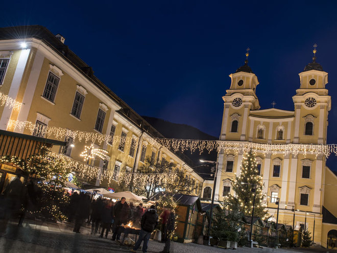 Advent in Mondsee 2017
