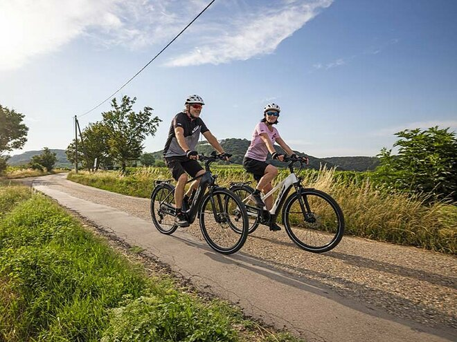 Danube Cycle Path - The Sporty Tour