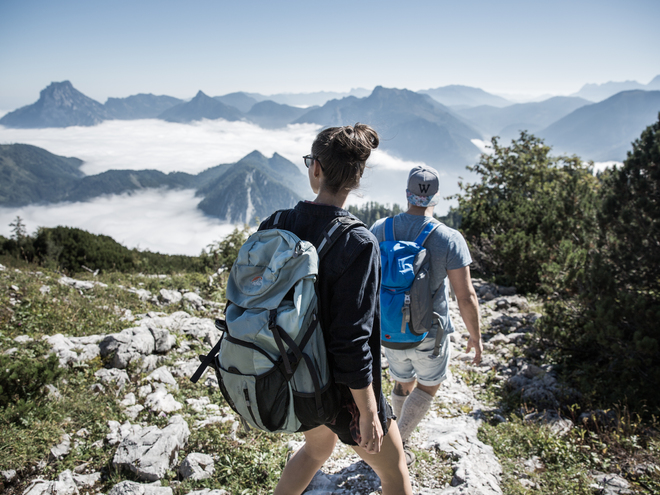 Hiking package in the Traunsee-Almtal Region