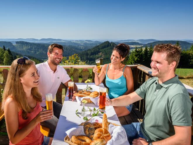 Bierverkostung im Brauhaus (© Neudesign_Pullirsch)