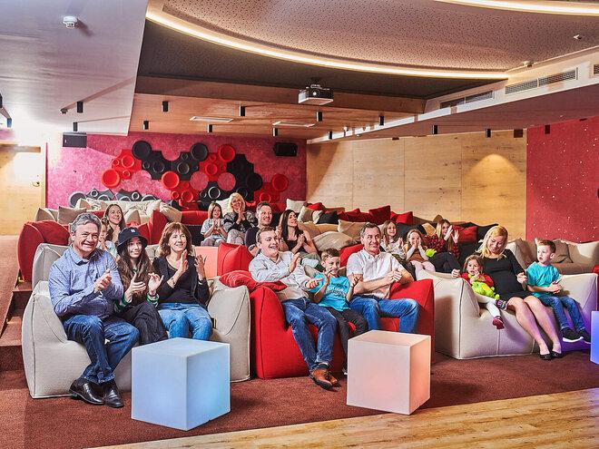 Familien-Skiwoche im AIGO