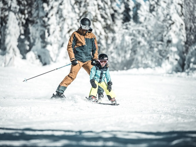 Familien-Skiapaß am Biohof
