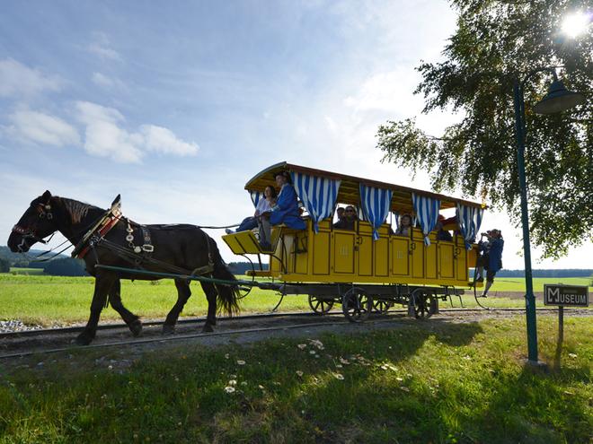 Pferdeeisenbahn