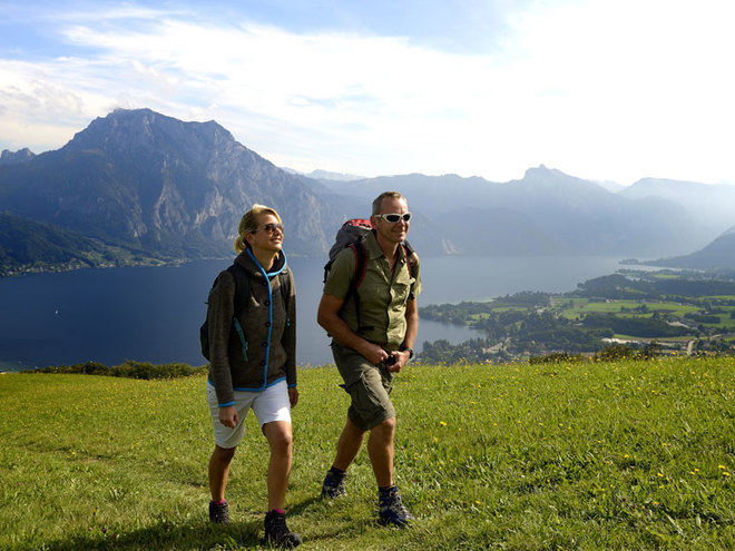 BergSeen Trail Package Traunsee