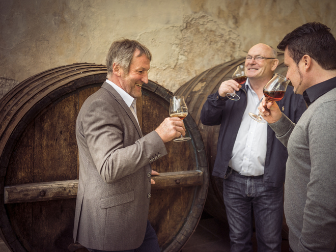 Brauereiführung bierbrauer Jause - Brauerei Schloss Eggenberg