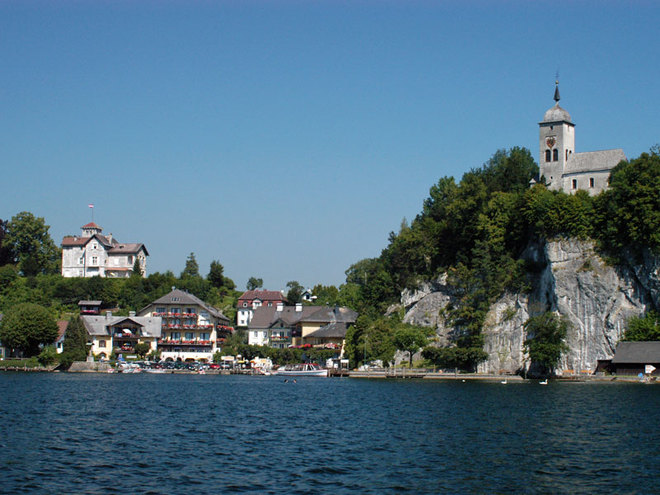 Traunkirchen am Traunsee