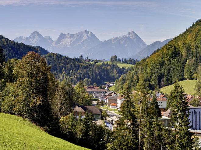Rosenau – die Nationalpark-Gemeinde