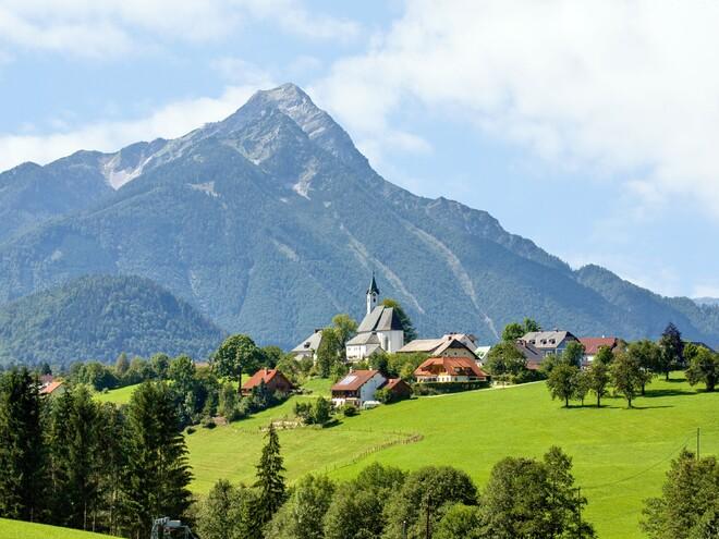 Vorderstoder – das märchenhafte Bergdorf