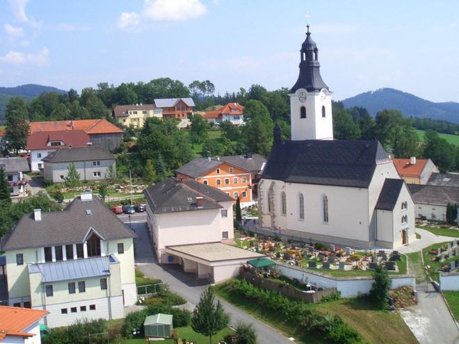 St. Oswald bei Haslach
