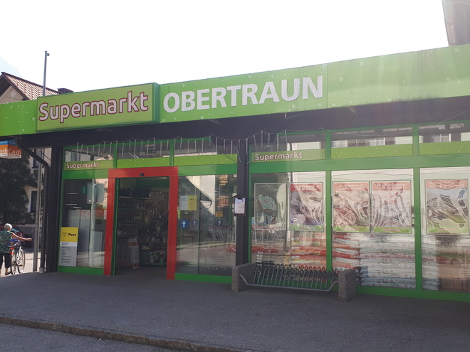 Supermarkt Obertraun