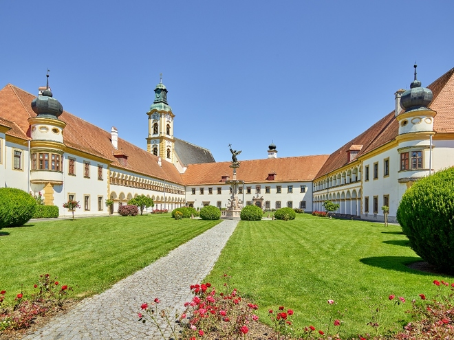 Stift Reichersberg