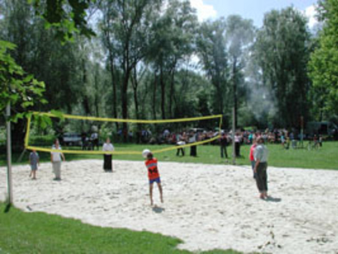 Ottensheim Recreational Area