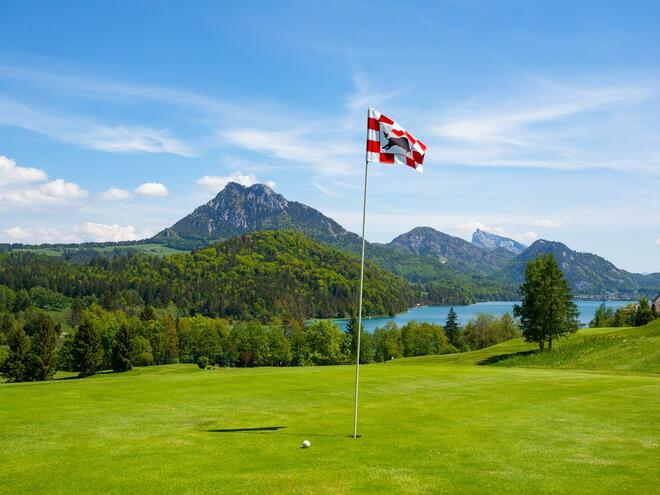Golfclub Salzburg Romantikcourse Fuschl