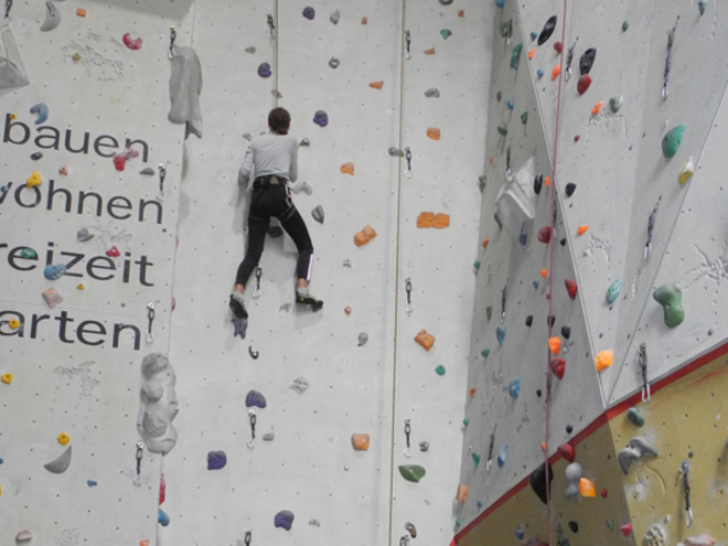 ÖAV Kletterhalle Bad Ischl