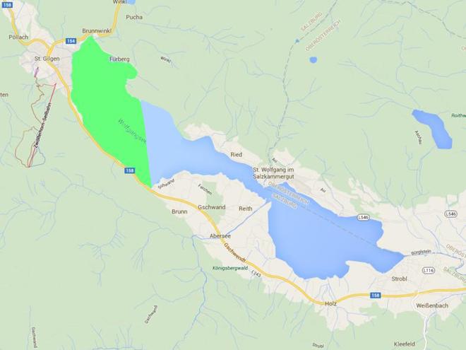 Fischen - Westliches Teilgebiet - St. Gilgen