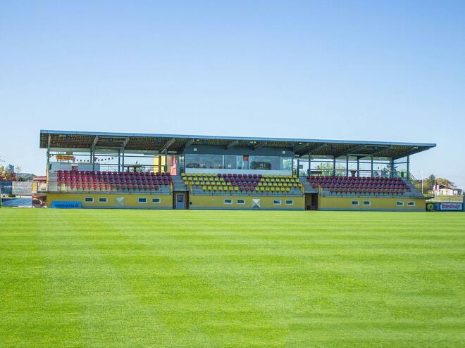 Fußballplatz Pettenbach