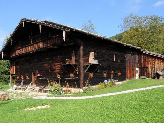 Freilichtmuseum Mondseer Rauchhaus
