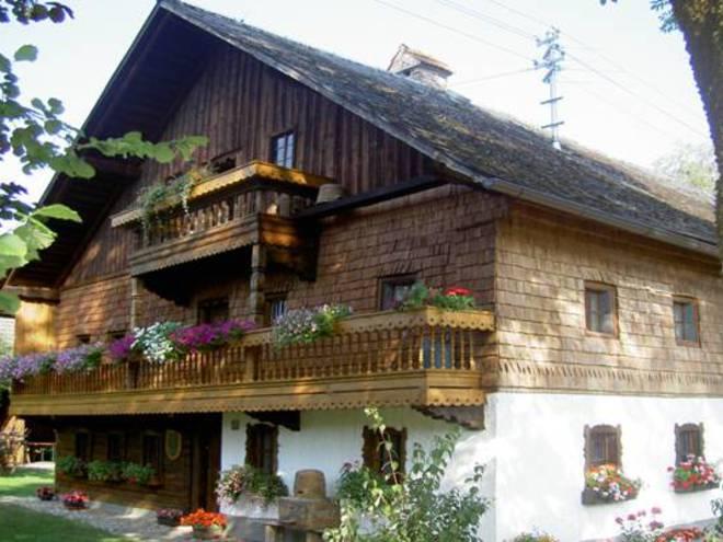 Heimathaus Schalchen