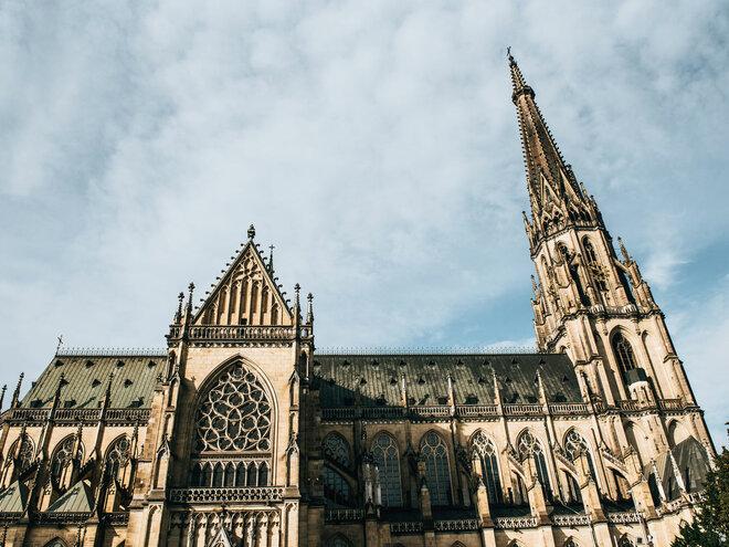 Nový dóm - katedrála Neposkvrneného pocetí Panny Marie