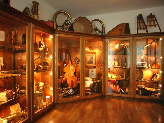 St. Gilgen Museum of Musical Instruments