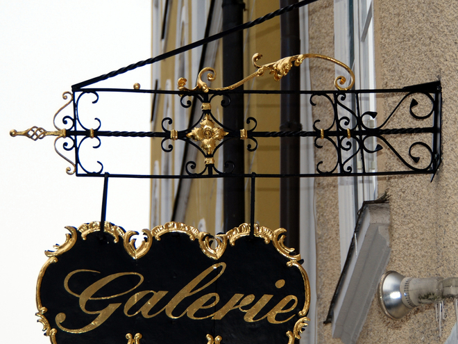 Alte Kunst Galerie Reich