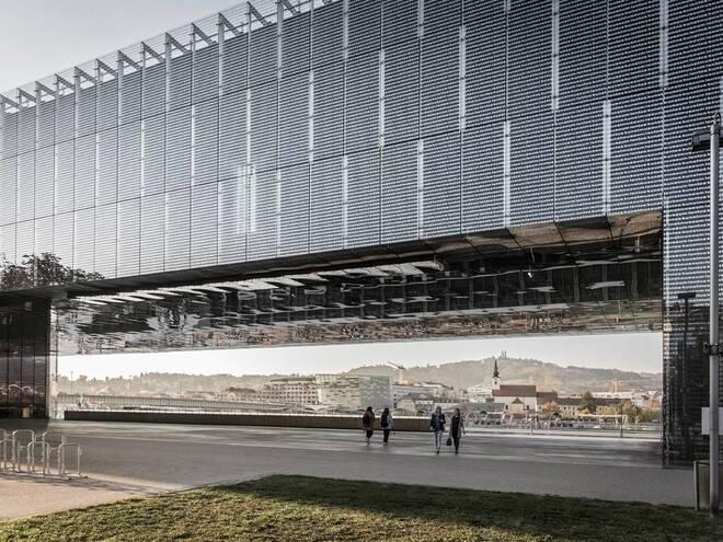 Muzeum umení Lentos