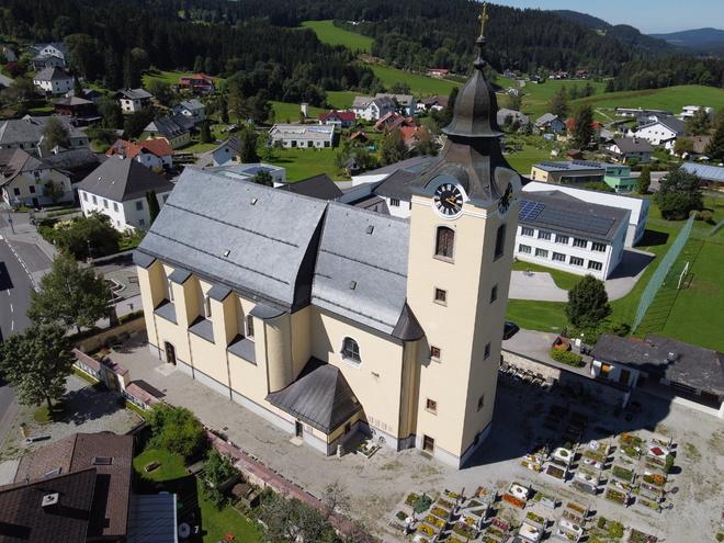 Kirche Sandl