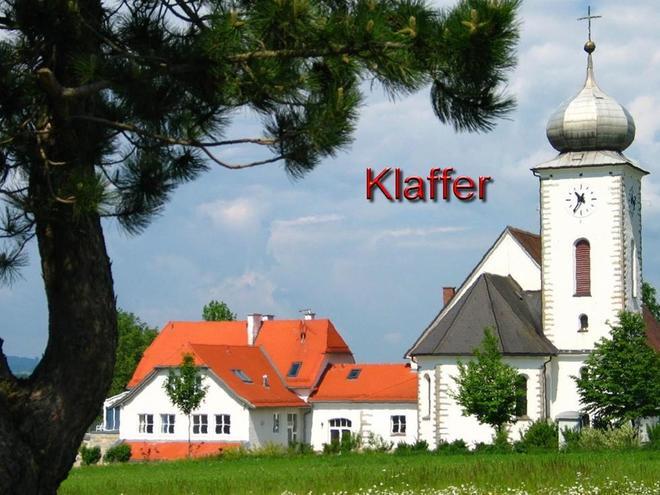 Pfarrkirche Klaffer