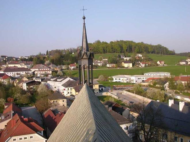 Stadtgeschichte Rohrbach