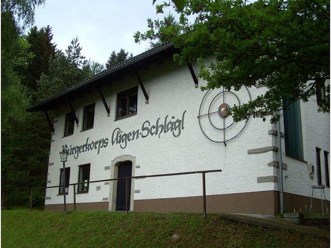 Schützenhaus Winterschwer in Natschlag