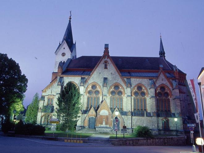 Pfarrkirche Aigen-Schlägl