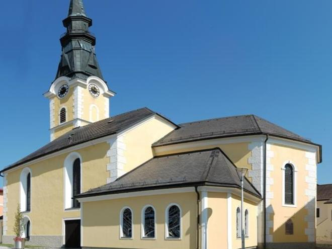 Pfarrkirche Ulrichsberg