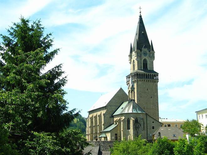 Pfarrkirche Haslach