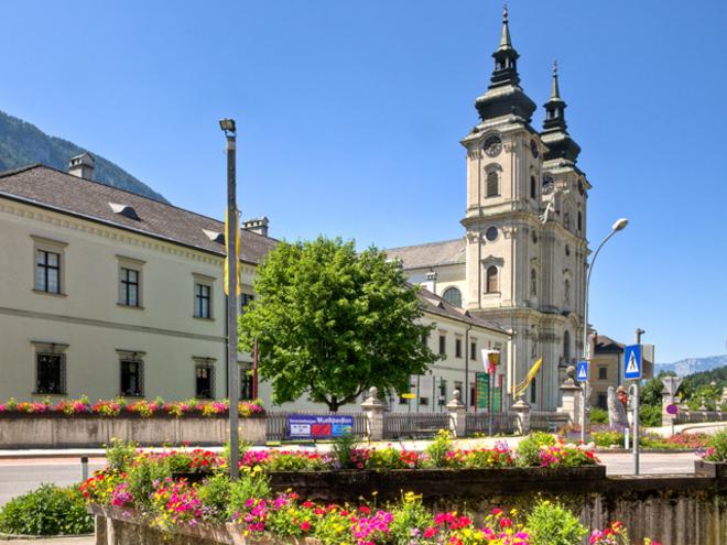 Stiftskirche 'Dom am Pyhrn' Spital am Pyhrn - 'Mariä Himmelfahrt'