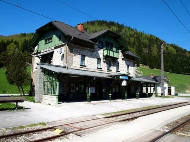 Bahnhof Spital am Pyhrn