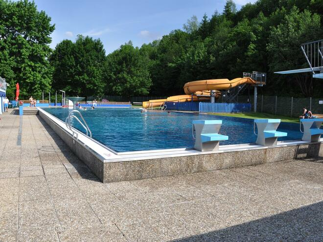 Outdoor Swimming Pool Windischgarsten