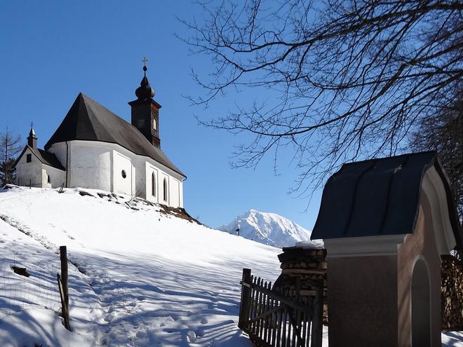 Kalvarienberg Kirche