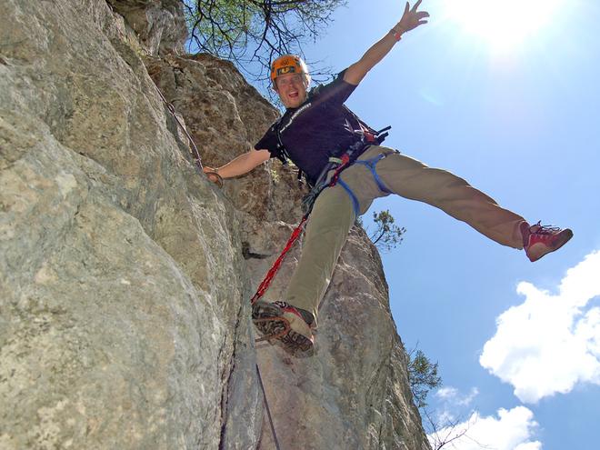 Klettergarten Kampermauer