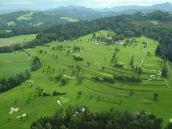 golf association - Traunsee, Kirchham