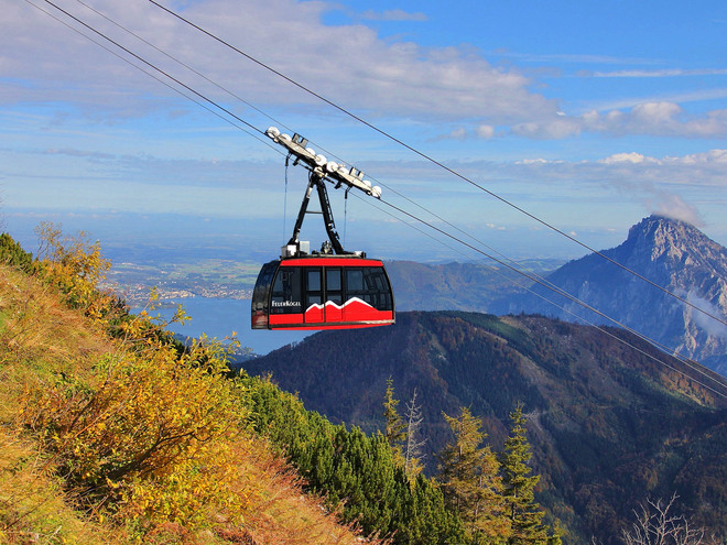 Feuerkogel cable car