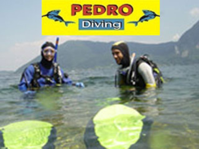 mobile diving-school Pedro Diving