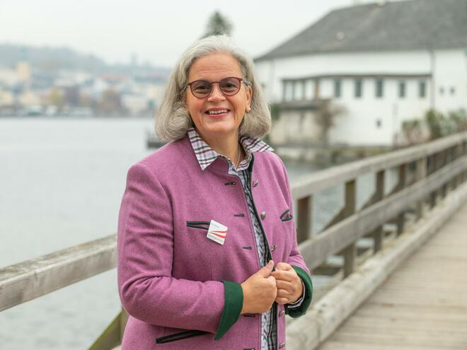 Austria Guide - Doris Murray - Nepomuk Tour Guides