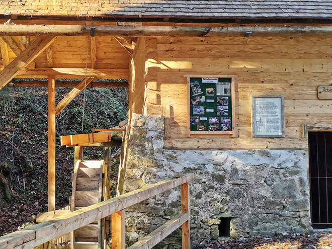 Glücksplatz 'Reiserbauern Mühle'