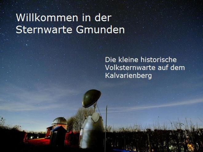 Sternwarte Gmunden