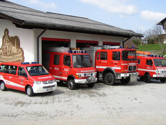 Volunteer fire brigade Faistenau