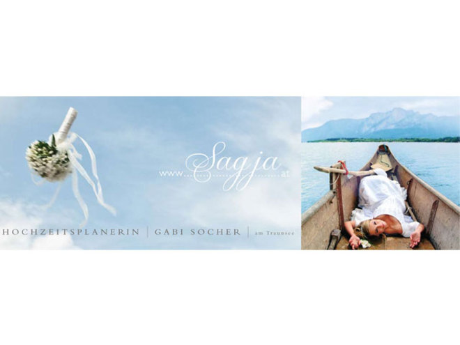 sagJa - Hochzeitsplanerin Gabi Socher (© sagJa - Hochzeitsplanerin Gabi Socher)