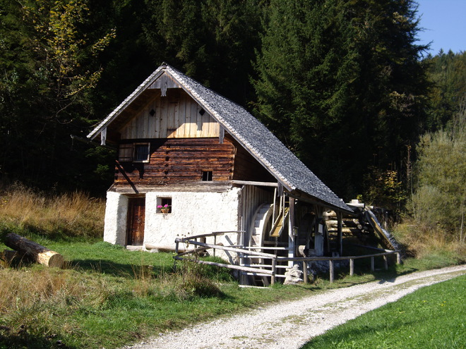 Pertill-Mill in Ebenau - Place of Happyness