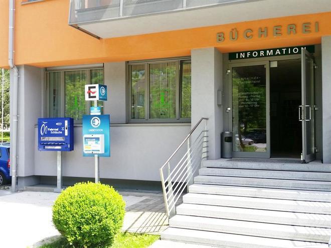Tourismusbüro Ebensee