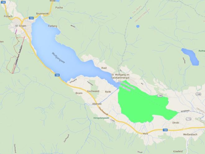 Fischen - Angelparadies Wolfgangsee - Teilgebiet Strobl, Gschwendt und St. Wolfgang